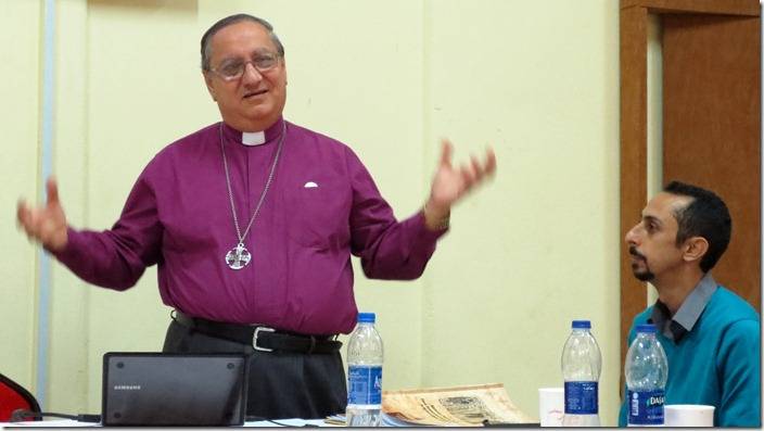 Mouneer Hanna Anis, Episcoplal Anglican Diocese of Egypt, (c) willemjdewit